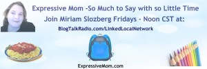 Expressive Mom podcast