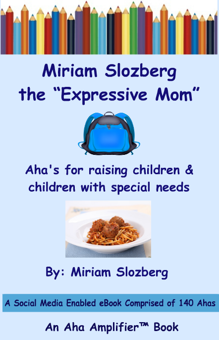 Introducing the Expressive Mom Aha Amplifier Book