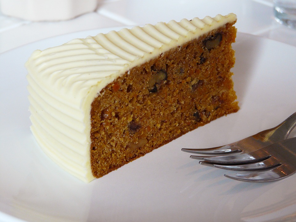 Diabetic Friendly Carrot Cake