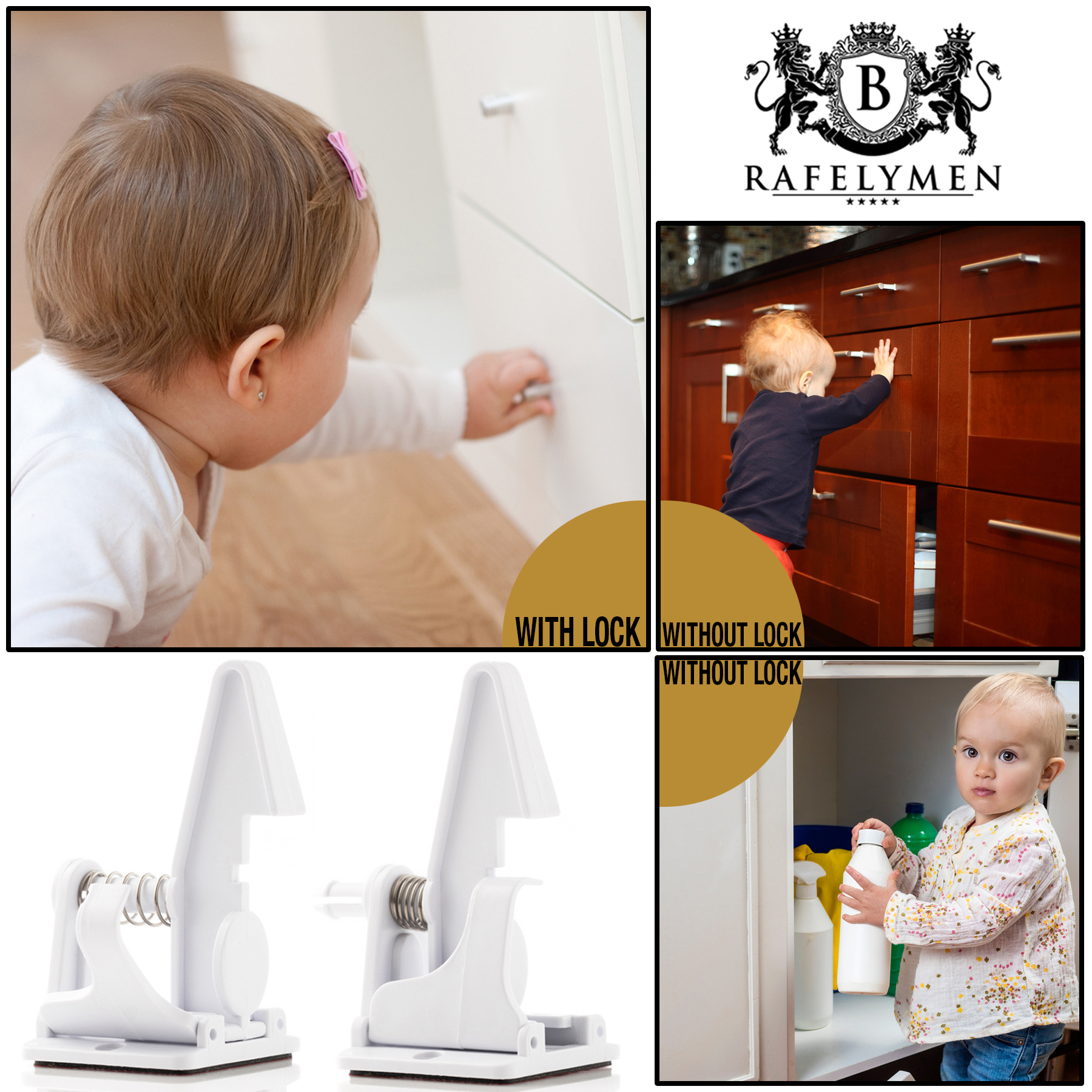 A Parents' Dream Is When Childproofing Their Home Is Made Easy!