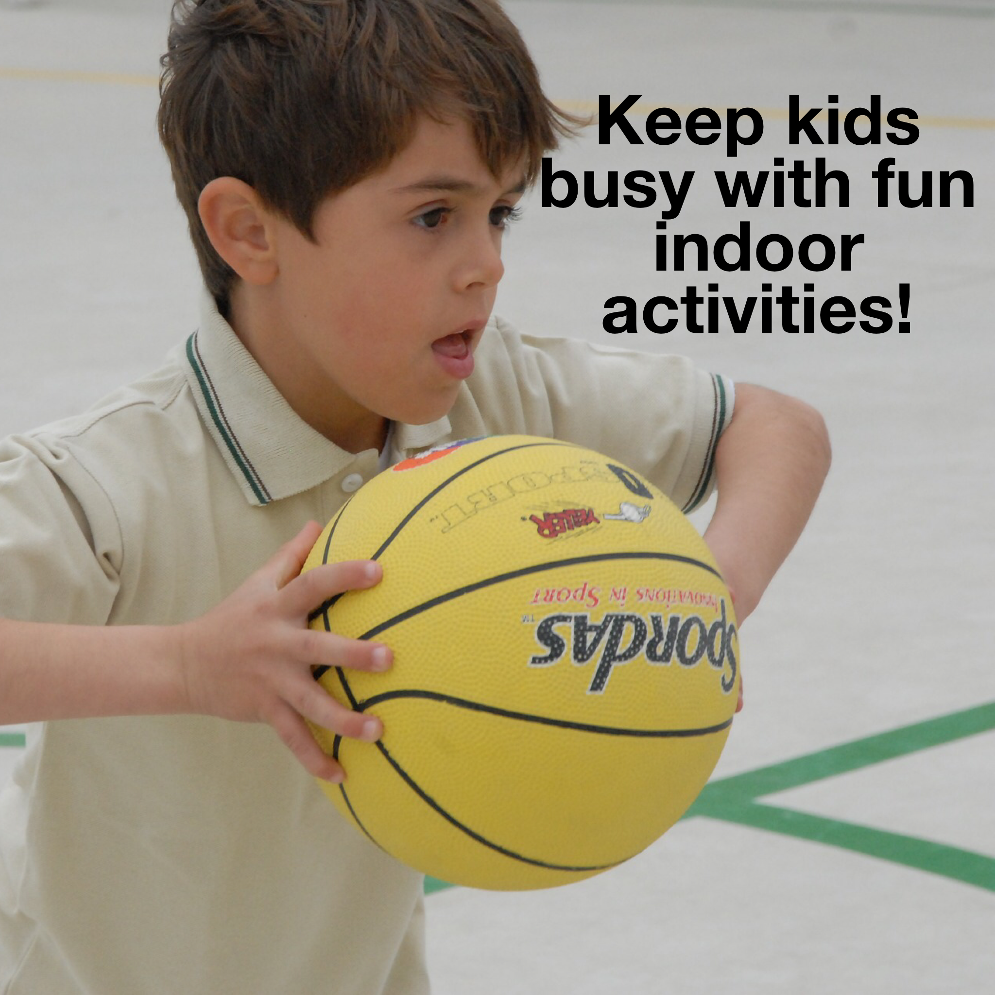 Five Enjoyable Indoor Activity Ideas For Kids