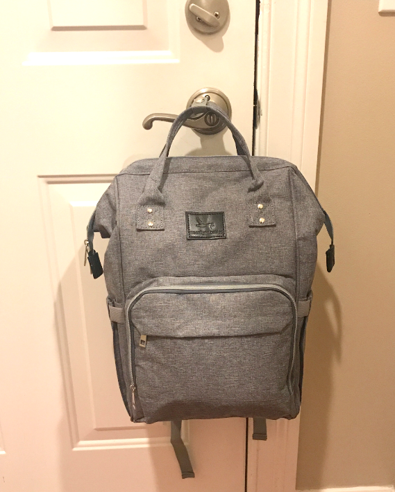 Presenting A Diaper Backpack That Is Any New Mom's Dream