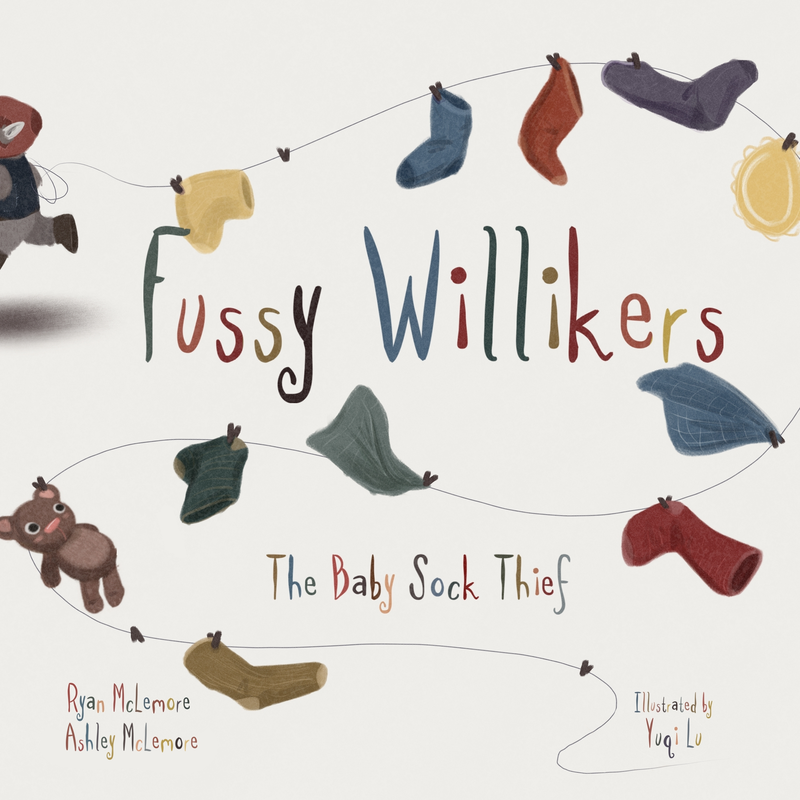 Parents Will Love This Story About The Baby Sock Thief!
