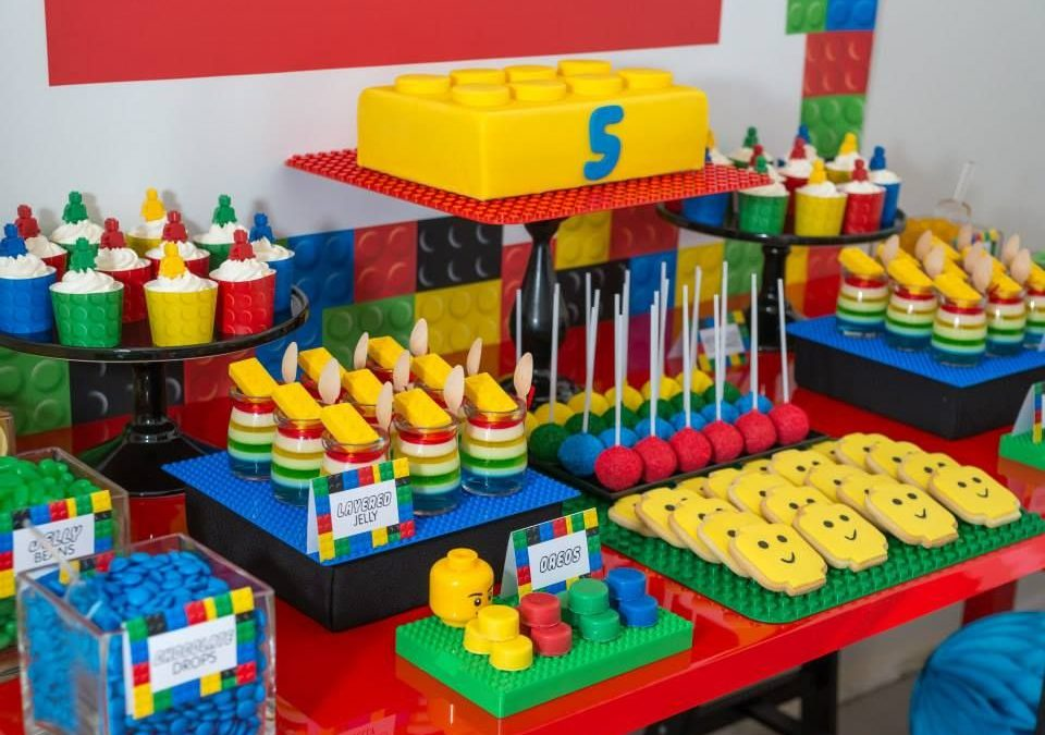 LEGO Birthday Parties – The Best Way To Entertain Kids