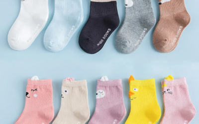5 Reasons Your Baby Needs To Wear Socks