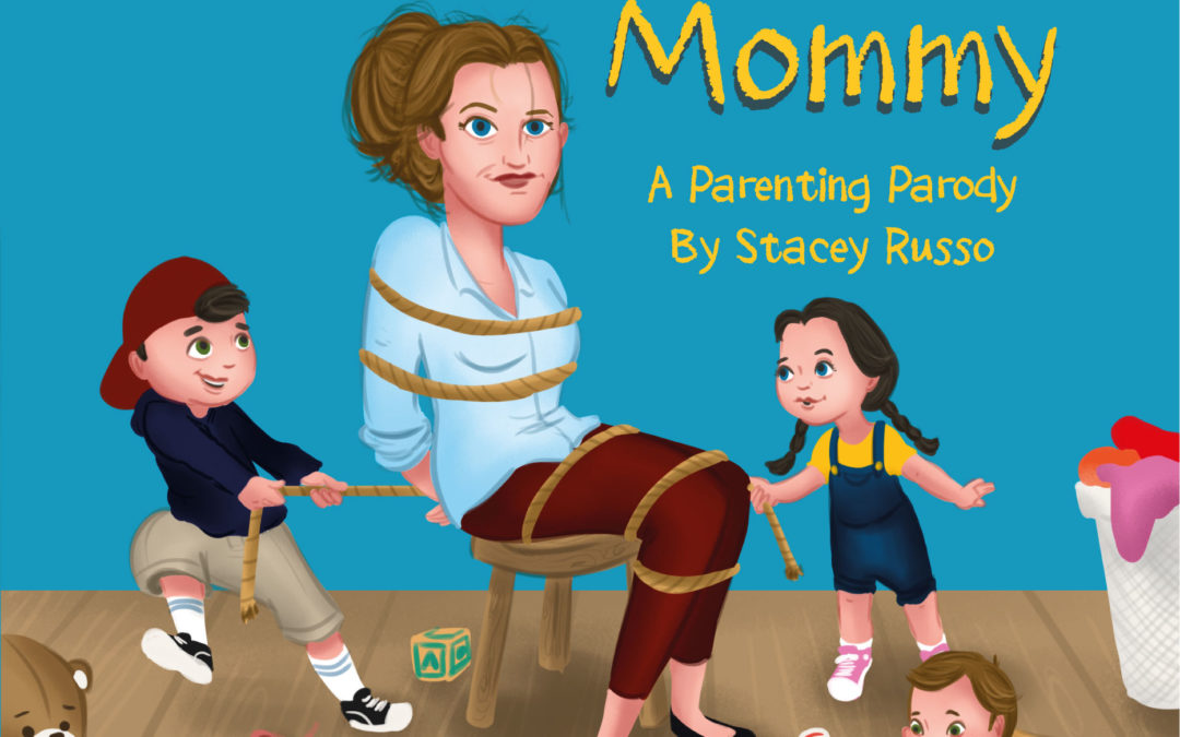 Why Moms Must Grab The New Book, Tsunami Mommy: A Parenting Parody Right Now!