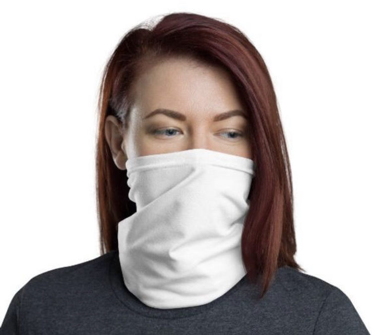 Stay Safe With The Unisex REUSABLE COTTON FACE Protector