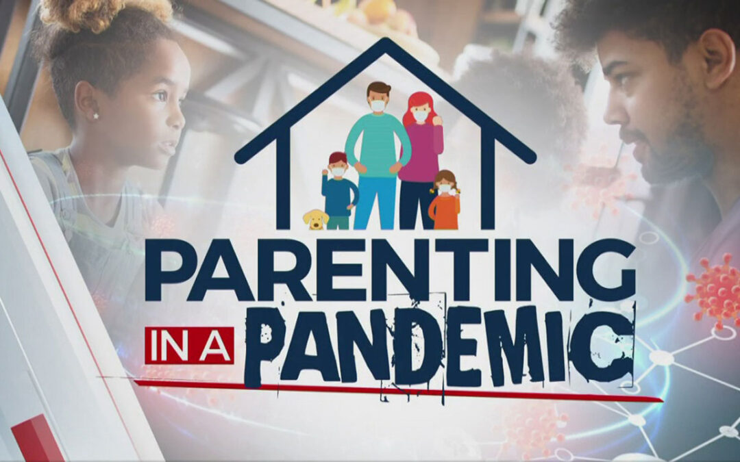 Parenting In A Pandemic: Dealing With Your Own Anxiety As A Parent