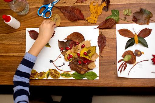 Parenting 101: 5 Crafts for kids to do while at home