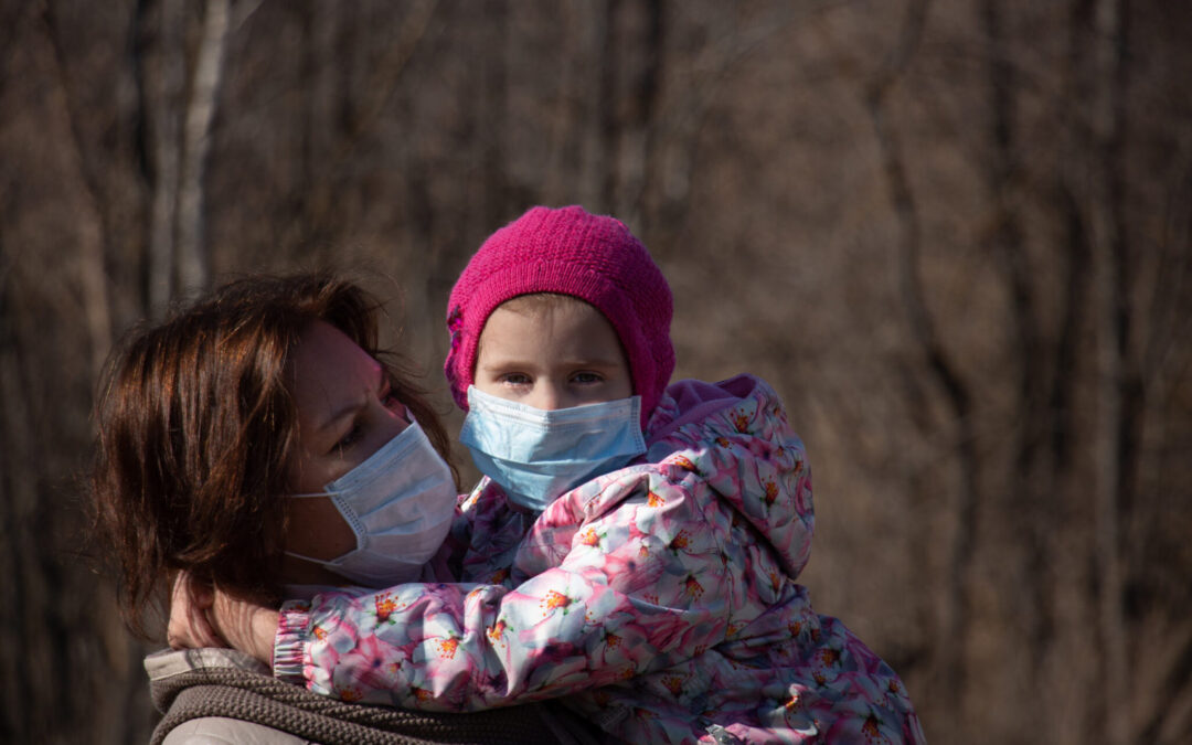 Burnout, Chaos And Uncertainty: Parenting During The Pandemic