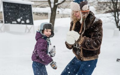 Winter Activities To Keep The Kids Busy