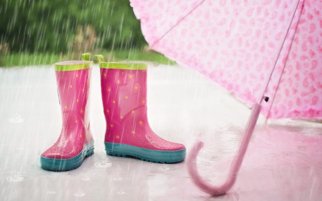 Nothing's Open & It's Raining: Fun Ways to Keep the Kids Entertained Inside