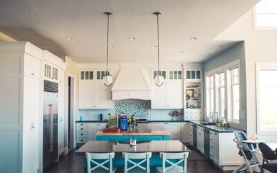 The Chore Of Keeping A Kitchen Clean