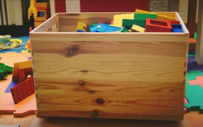 Tripping Over Toys? Organizing Your Kids' Toy Room