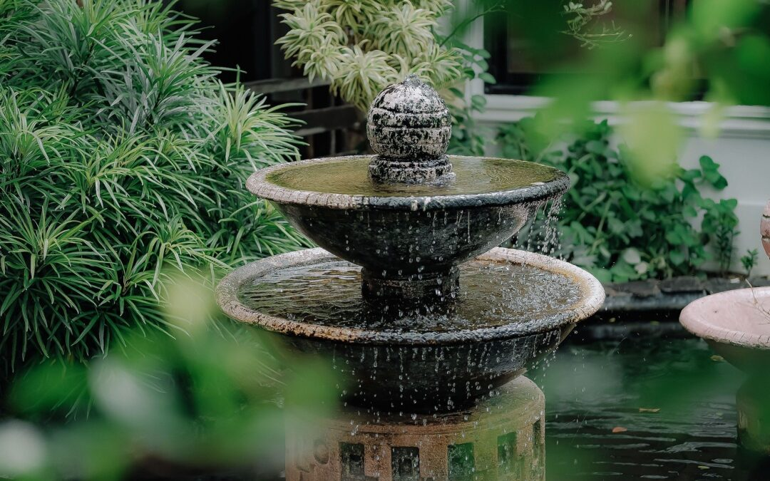 Water Features: Adding Value, And Beauty, To Your Property